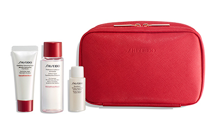 Receive a special gift from SHISEIDO !