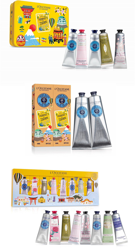 L'OCCITANE Hand Creams Now Available at Arrival Duty-Free Shops